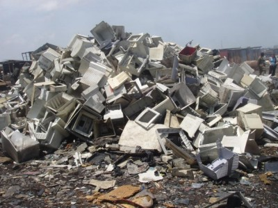 E-waste: A growing concern