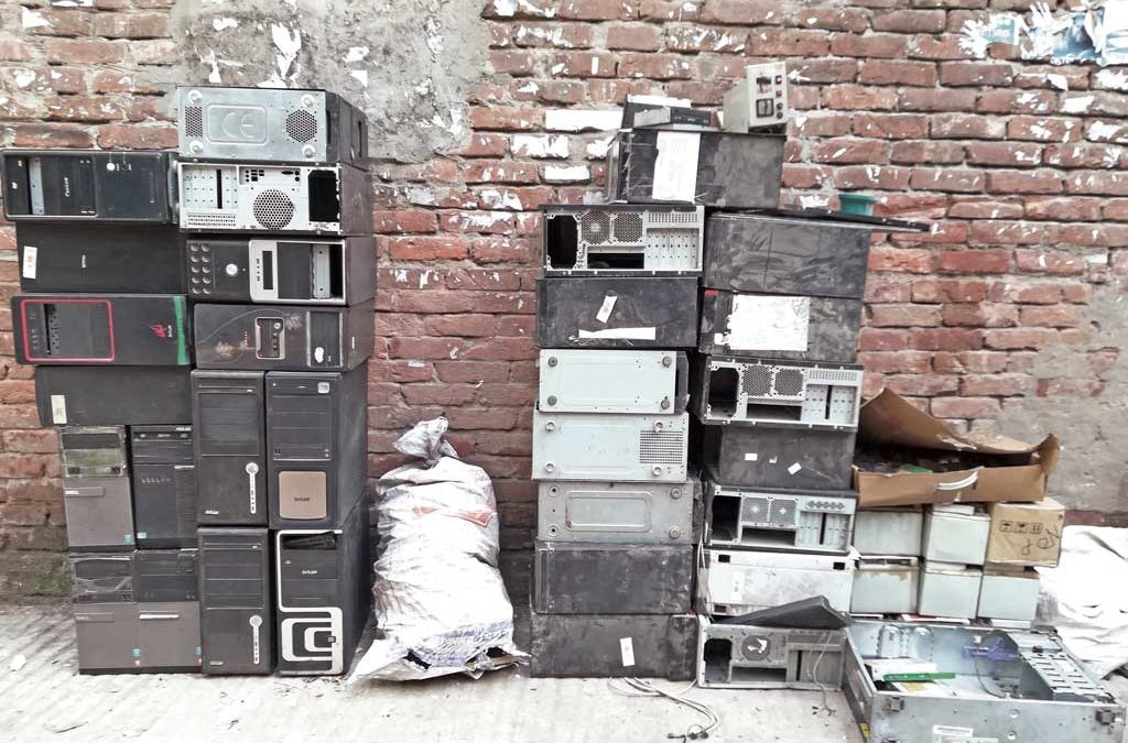 E-waste management: No progress in 7 years since regulations drafted